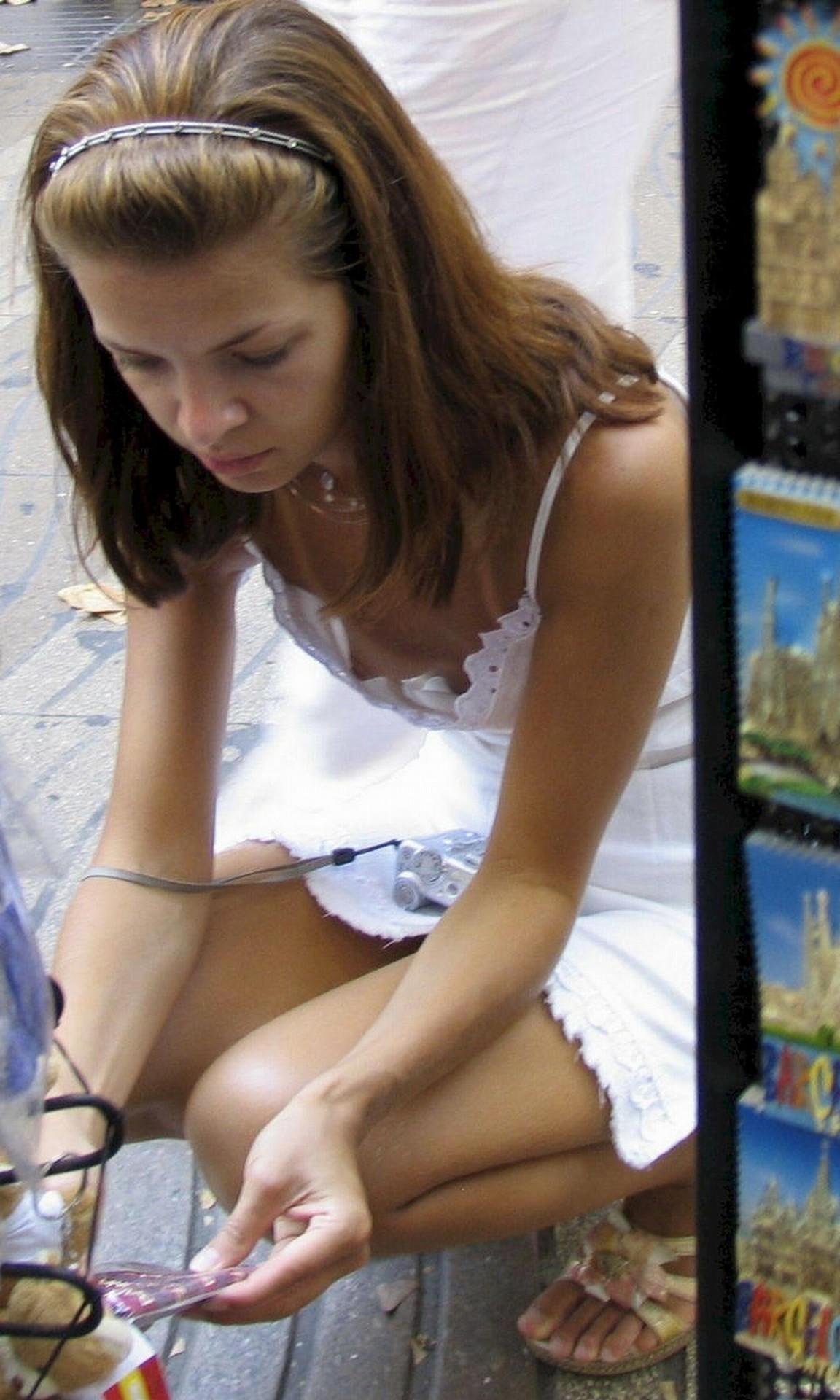 Russian Woman Browse Thru 98