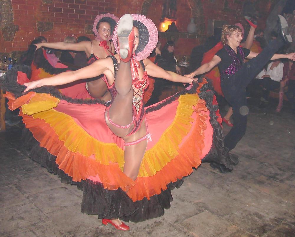 Фото засветов в танце 26 фотография